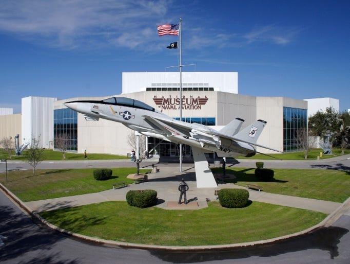 National Naval Aviation Museum Virtual Tour