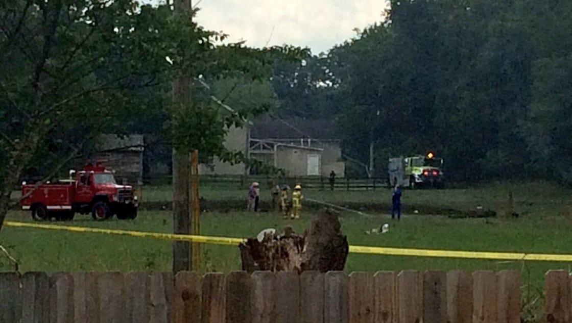 BREAKING Blue Angels F/A-18 has crashed in Smyrna ...  |Blue Angel Crash Death