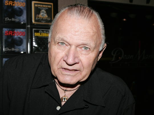 3e6c427c1c Dick Dale, 'King of the Surf Guitar, dies at 81