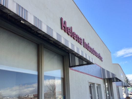 Helena Industries, which opened in 1970, will close Friday due to financial problems.