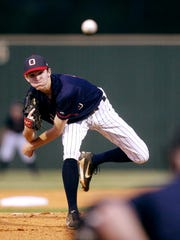 Oakland's Luke Vinson is the DNJ's All-Area Baseball player of the year.