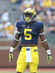 Jabrill Peppers is eager to return to the football field.