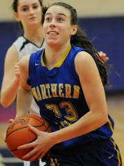 Northern Lebanon's Zoe Zerman enjoyed a memorable junior season, helping the Vikings to the state playoffs and earning All-State honors. This week, Zerman announced she will continue her basketball and academic careers at Kutztown University.