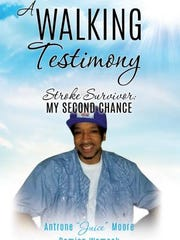 A book signing with Antrone 'Juice' Moore is at 3 p.m.