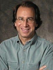 """Rescued"" author Peter Zheutlin."