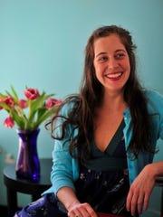 Kimberly Pettigrew, local food initiative coordinator