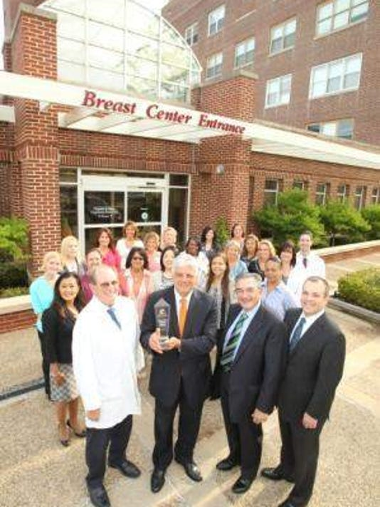 Mmc S Wilentz Center One Of America S Best Breast Centers