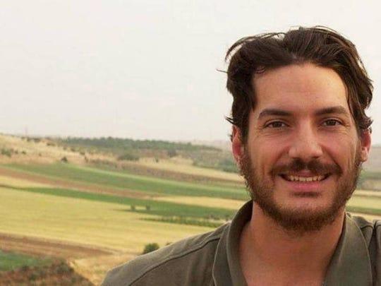 Freelance journalist Austin Tice went missing in Syria