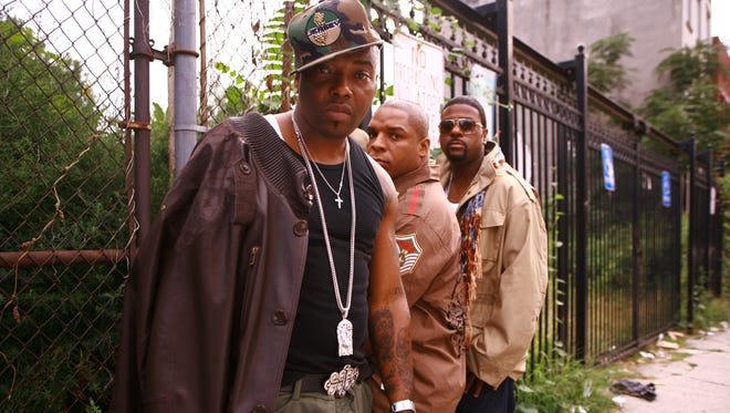 Naughty by Nature performs in Newark for free this weekend.