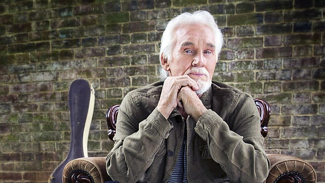 Kenny Rogers will bring his Christmas-themed tour to the Resch Center in December.