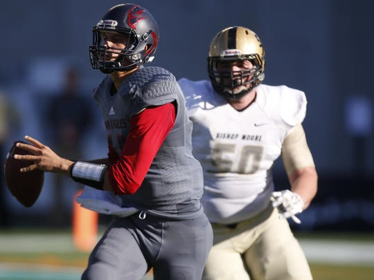 Wakulla's Feleipe Franks is the top local recruit from the Class of 2015. The 4-star quarterback is signed and currently enrolled at the University of Florida.