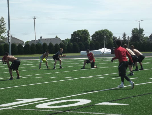 z7-on-7 game