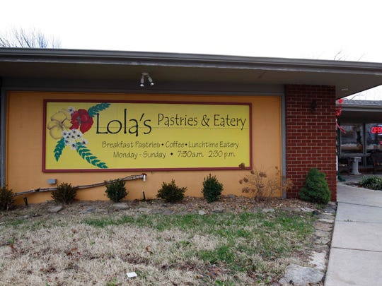Lola's Pastries & Eatery in Nixa is shown in a file photo.