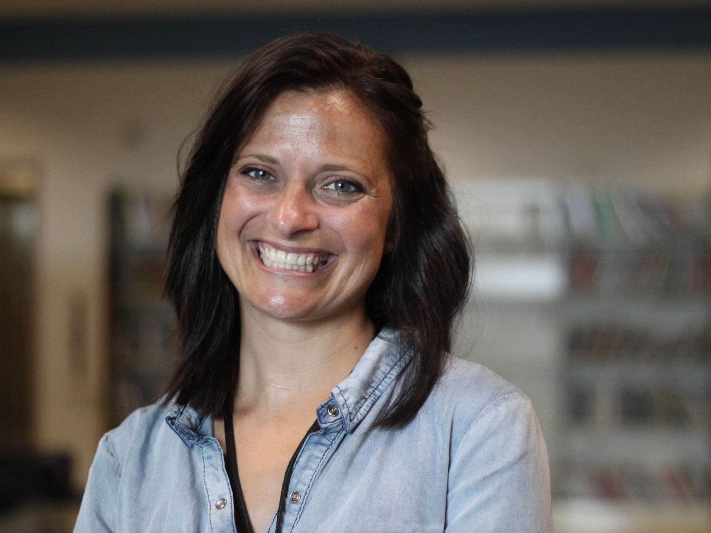 Erin Kernohan is a reading specialist at Midway Elementary School.