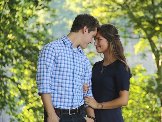Evan Stewart and Carlin Bates