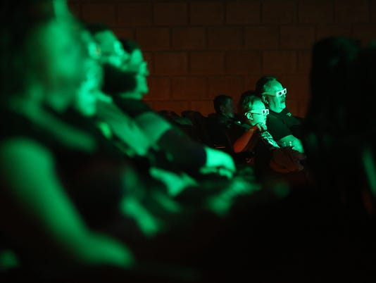 Paramount'sPink Floyd Laser Spectacular