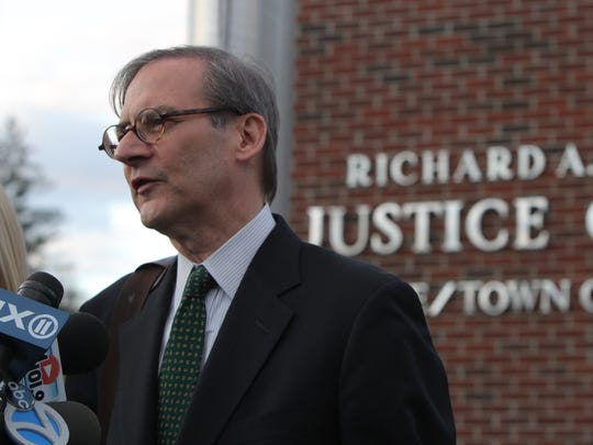 Lawyer Robert Gottlieb in a 2012 file photo.