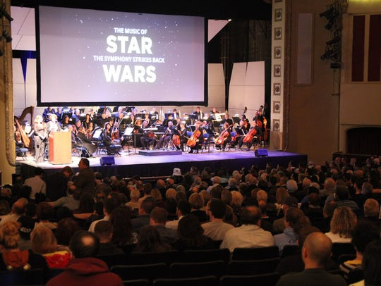 "The Binghamton Philharmonic's ""May the Fourth"" concert"