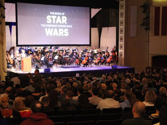 "The Binghamton Philharmonic's ""May the Fourth"" concert in honor of ""Star Wars"" last year proved to be a sold-out success."