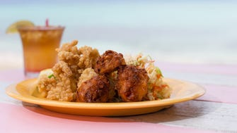 During TCI's annual Conch Festival, local chefs outdo themselves dishing up conch prepared in inventive ways.