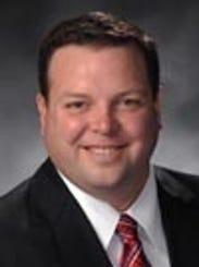 Republican Rep. Kevin Elmer