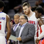 Van Gundy: Pistons 'closed it out well' vs. Rockets