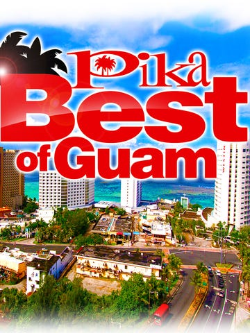 Pika Best of Guam.