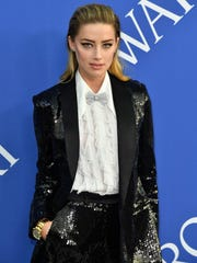 Actress Amber Heard is speaking out about life after Johnny Depp.