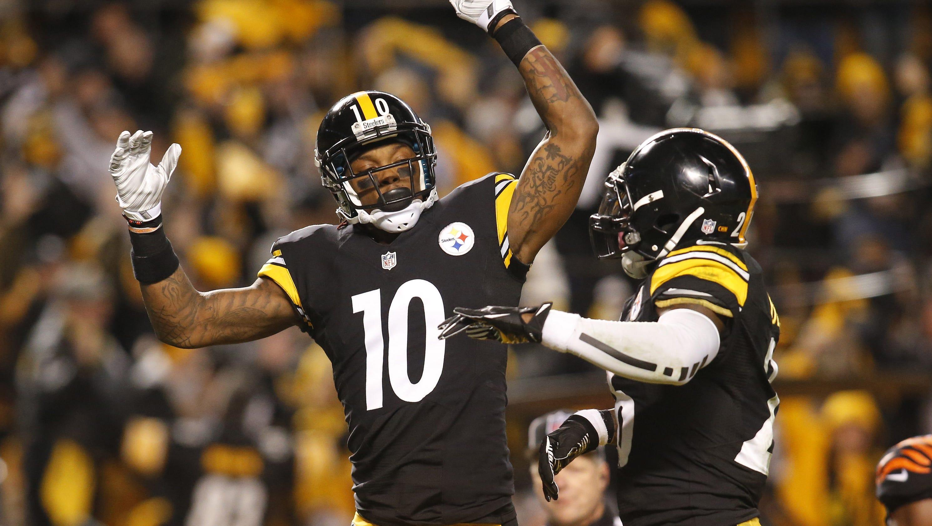 Steelers WR Martavis Bryant applies for reinstatement