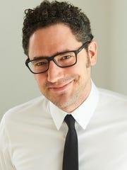 Author Elan Mastai.
