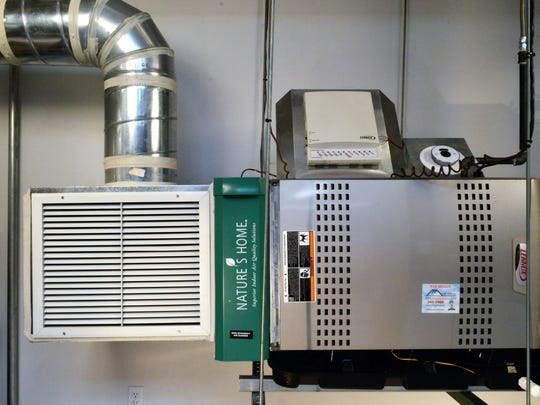 Installing the indoor component of an air conditional and heating system must be done right.