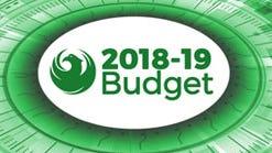 Presupuesto 2018-2019 de la Ciudad de Phoenix.