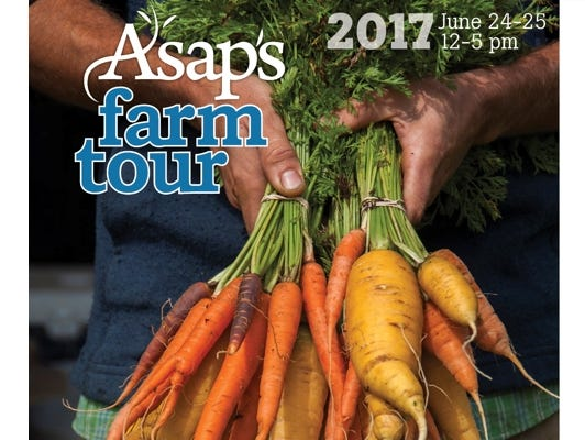 Insiders are eligible for a special discount to buy Farm Tour passes for $20 during the month of June.