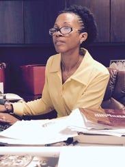 Dr. Tonya Hawkins Hunter.
