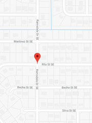 The area in south Palm Bay near where Saturday's incident