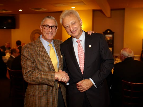 Lieutenant General Frank Libutti, USMC (Ret.), chief executive officer of PS&S Global, and Cento Amici president Bob Zito, founder of Zito Partners.