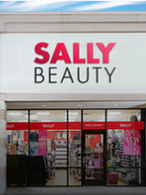 Sally's Beauty Supply is one of the stores offering curbside pickup.