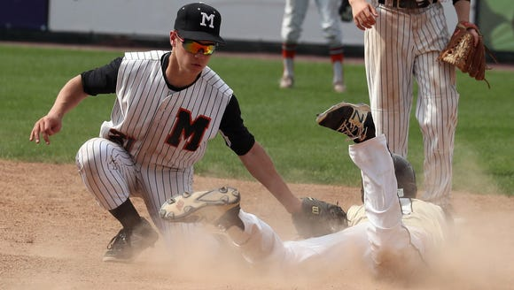 Clarkstown South defeated Mamaroneck 4-0 in the Section