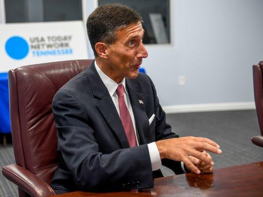 U.S. Representative David Kustoff (R - TN, 8th District)