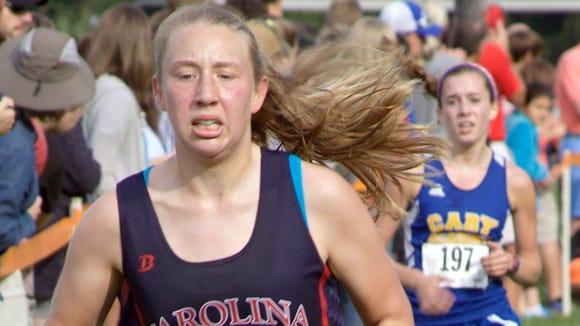 Carolina Day's Ralene Kwiatkowski is entered in Saturday's