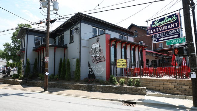 The former Kaelin's Restaurant will become 80/20 @ Kaelin's.  May 21, 2018