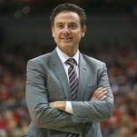 "Rick Pitino flashed a rare smile just 24 hours after Louisville announced it would self-impose a postseason ban amid an NCAA investigation into the program. ""You should kill the university's pocketbook right away and take that money and put it in a scholarship for needy kids to go to college,"" Pitino said. ""This is wrong. It's a bad system. That doesn't mean we were not wrong in what we've done. With the limited knowledge of what I know, we were wrong. It should've never gone on. It turns my stomach."" Feb. 6, 2016"