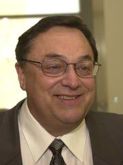 Former CSUSB Palm Desert campus Dean Fred Jandt