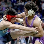 15 Section V wrestlers advance to state semis