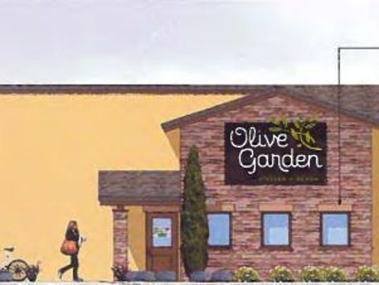 Olive Garden To Oakley Station Plan Moves Forward