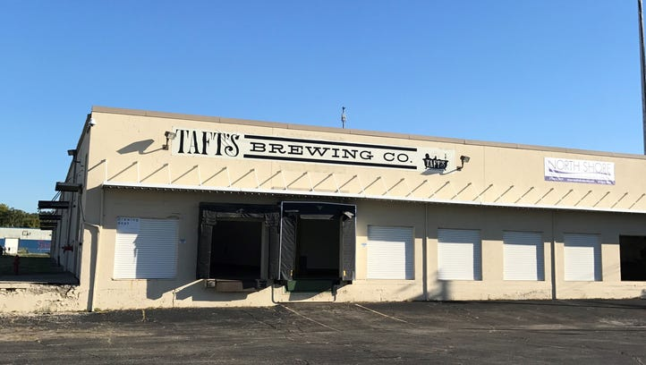Taft's Brewing Company will be at 4831 Spring Grove