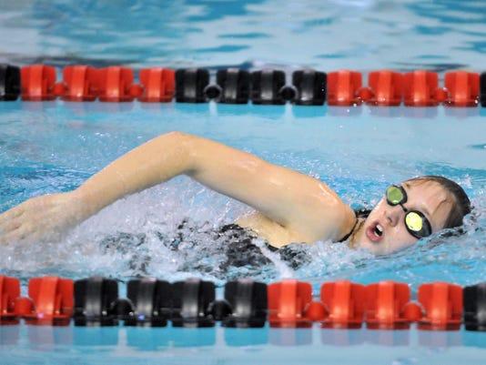 olivia schmelzer swimming