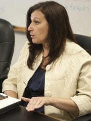 "Commissioners' chairman Marilyn John called the figures a ""good start on revenue prediction."""