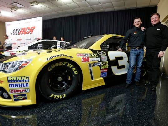 NASCAR Dillon No 3 Auto Racing