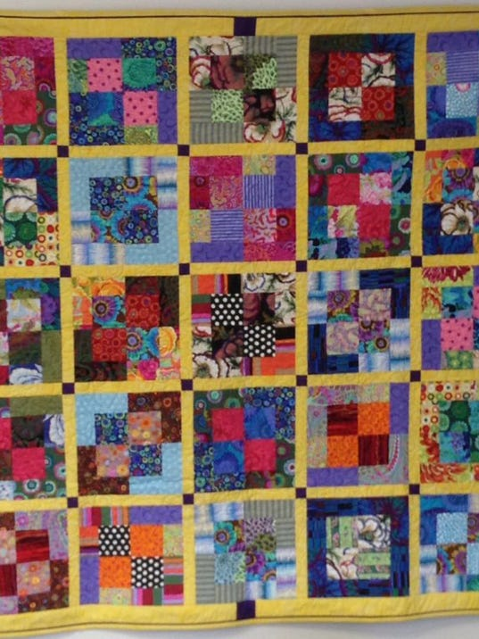Local Quilter A Finalist In International Quilt Show
